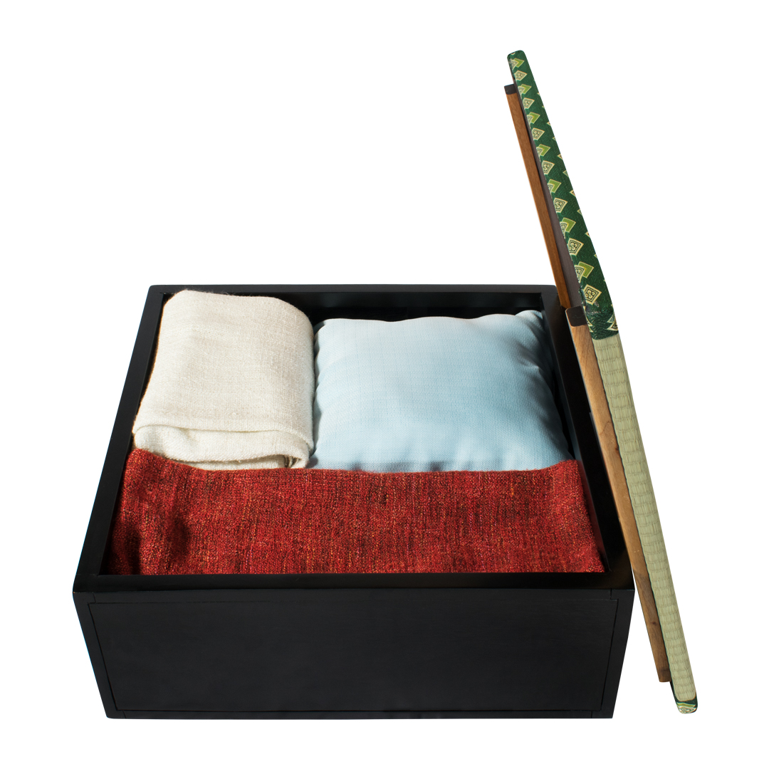 Hagihara Indonesia Product Sofa Tatami Bentuk Box Warna